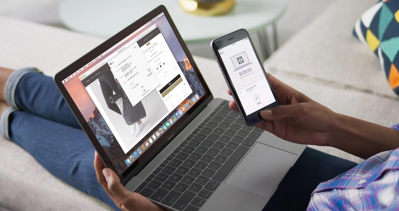 Сбой подключения к Apple Pay: убедитесь в подключении к интернету